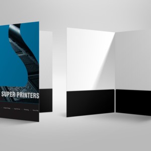 Presentation Folder Printing and Design Services